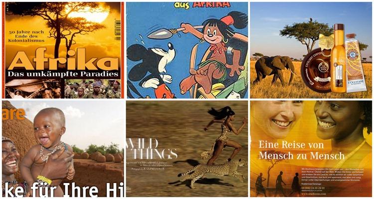 Afrika-Bilder Heute ...