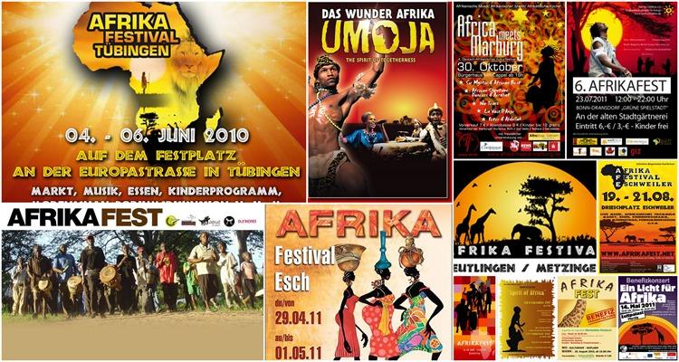Afrika Festivals in Deutschland