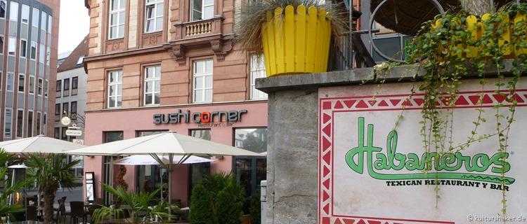 hyperkulturelles Angebot in Würzburg