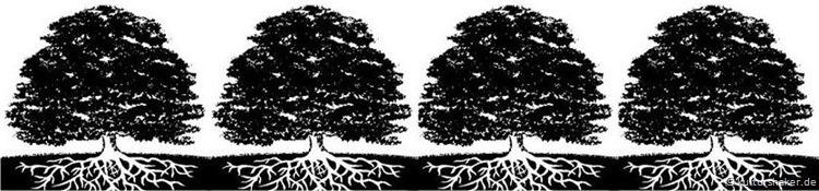 Menschen sind keine Bäume!