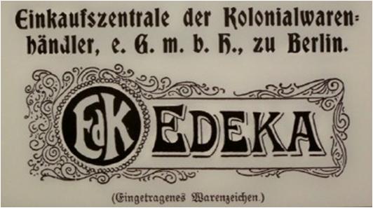 koloniale Spuren in Firmennamen (Logo 1919)