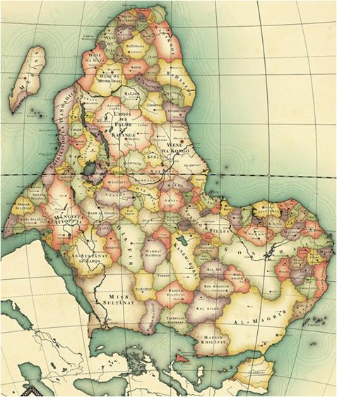 was wäre wenn ... Afrika nicht kolonialisiert worden wäre ...