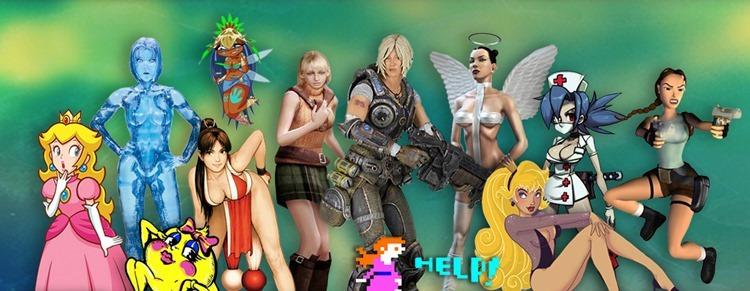 Frauenstereotype in Videospielen