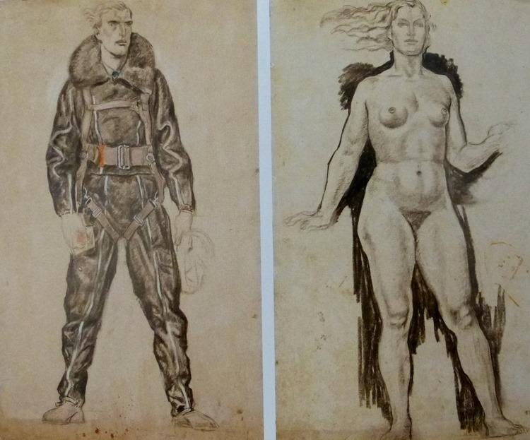 Männer- und Frauenbild im Nationalsozialismus