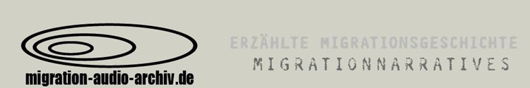erzählte Migrationsgeschichte