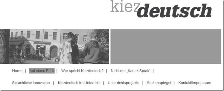kiezdeutsch Infoportal