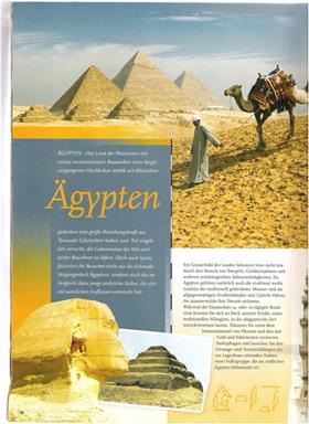 Klischees von Ägypten