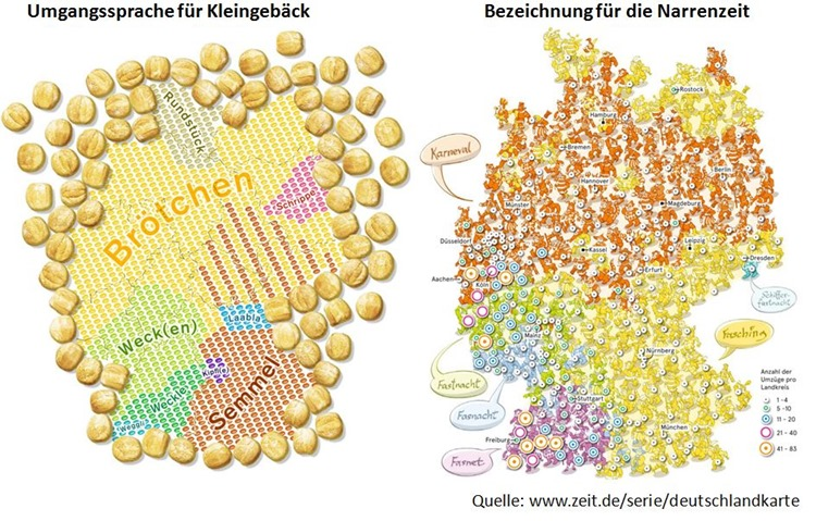Deutsche Sprachvielfalt