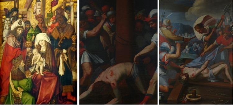 Orientalismus in christlichen Gemälden