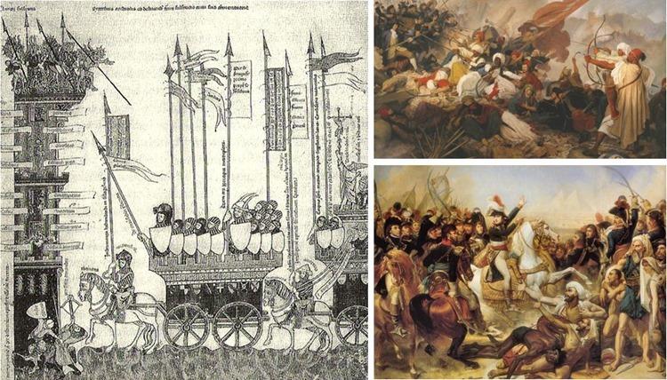 Orientalismus Krieg und Eroberung