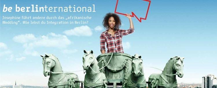 place branding und othering im Auftrag der Stadt Berlin